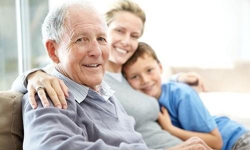 Может ли престарелый родитель подать на алименты