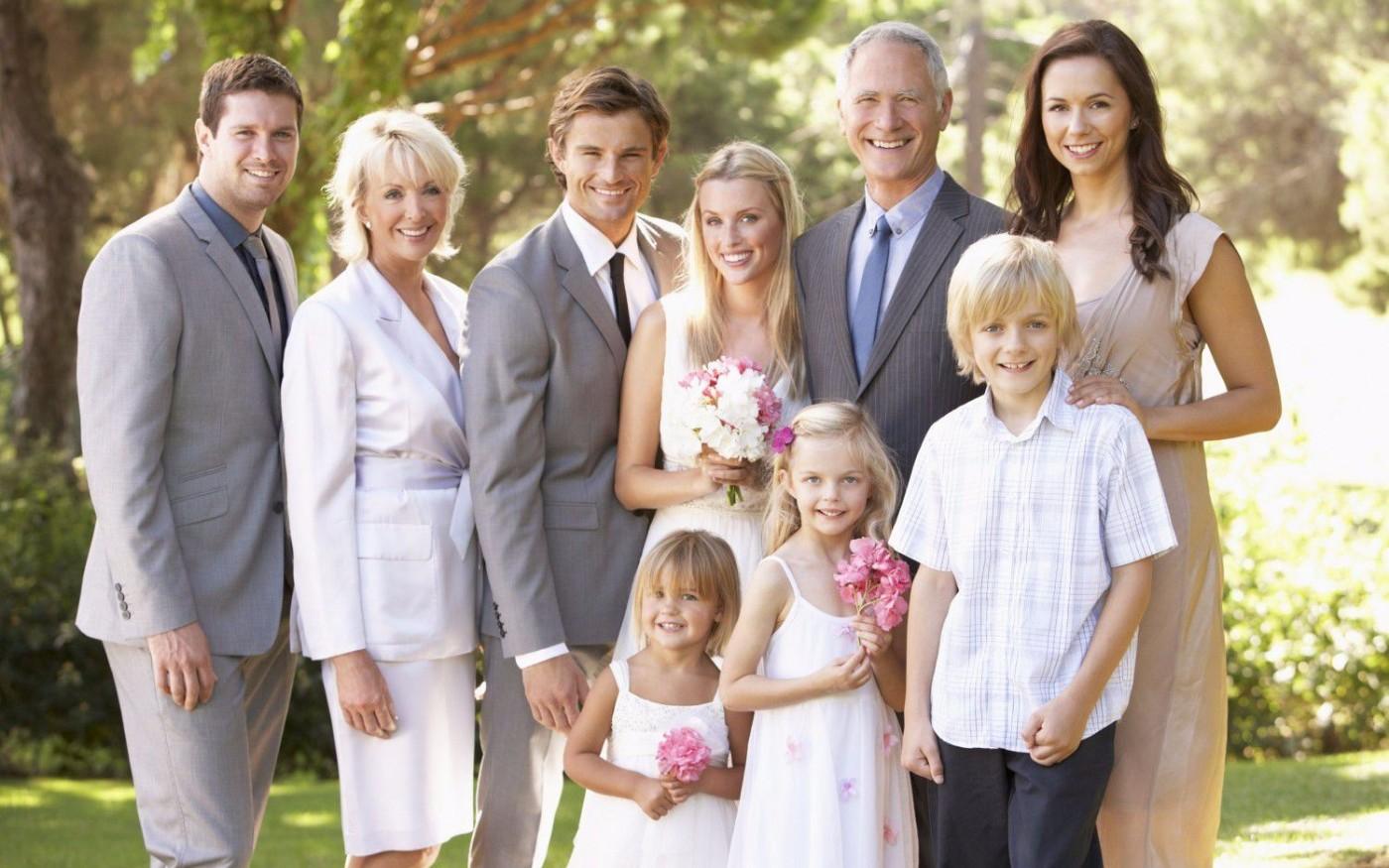 Совместные дети родственников