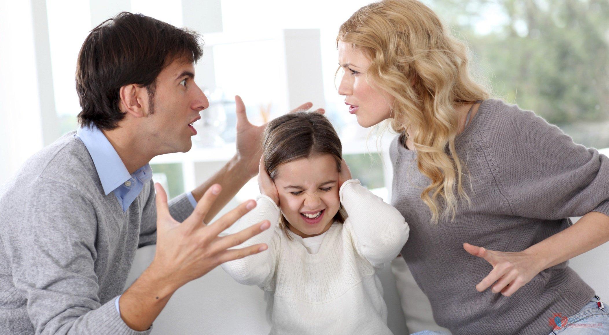 Как решить, с кем останется ребенок после развода